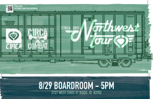 C1RCA_NW_TOUR-FLYER_BOARDROOMBOISE