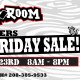 BLACK FRIDAY SALE 2012