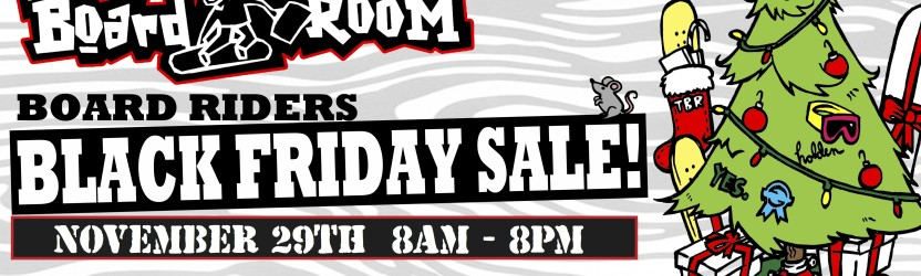 BLACK FRIDAY SALE 2013