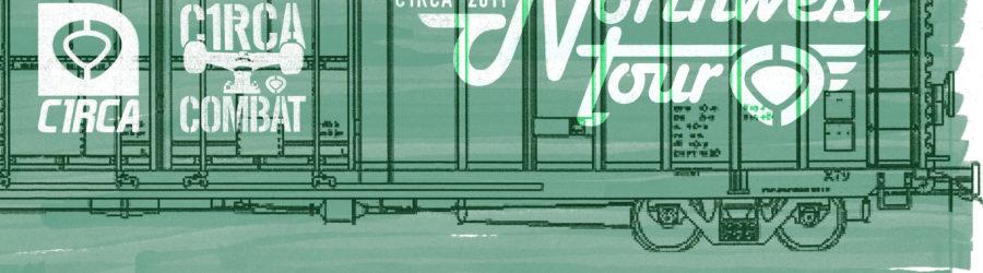 C1RCA TEAM NW TOUR 2011