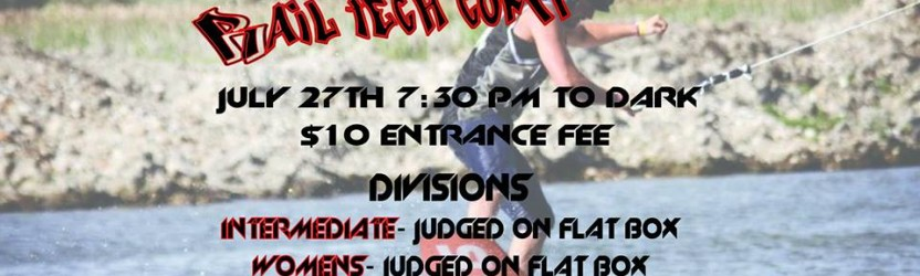 KING OF KABLE – RAIL TECH COMP – JULY 27TH